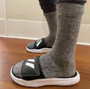 Best Comfortable Socks with Slides
