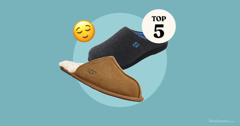 MOst comfortable Men's Slippers