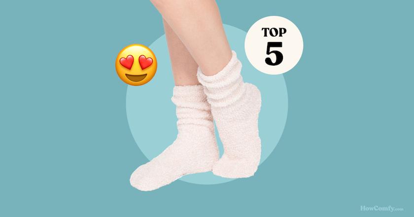 Top 5 Best Fuzzy Slippers