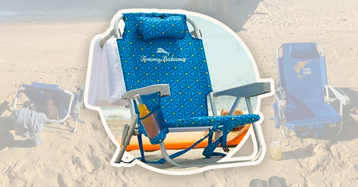 Tommy Bahama Beach Chairs Review