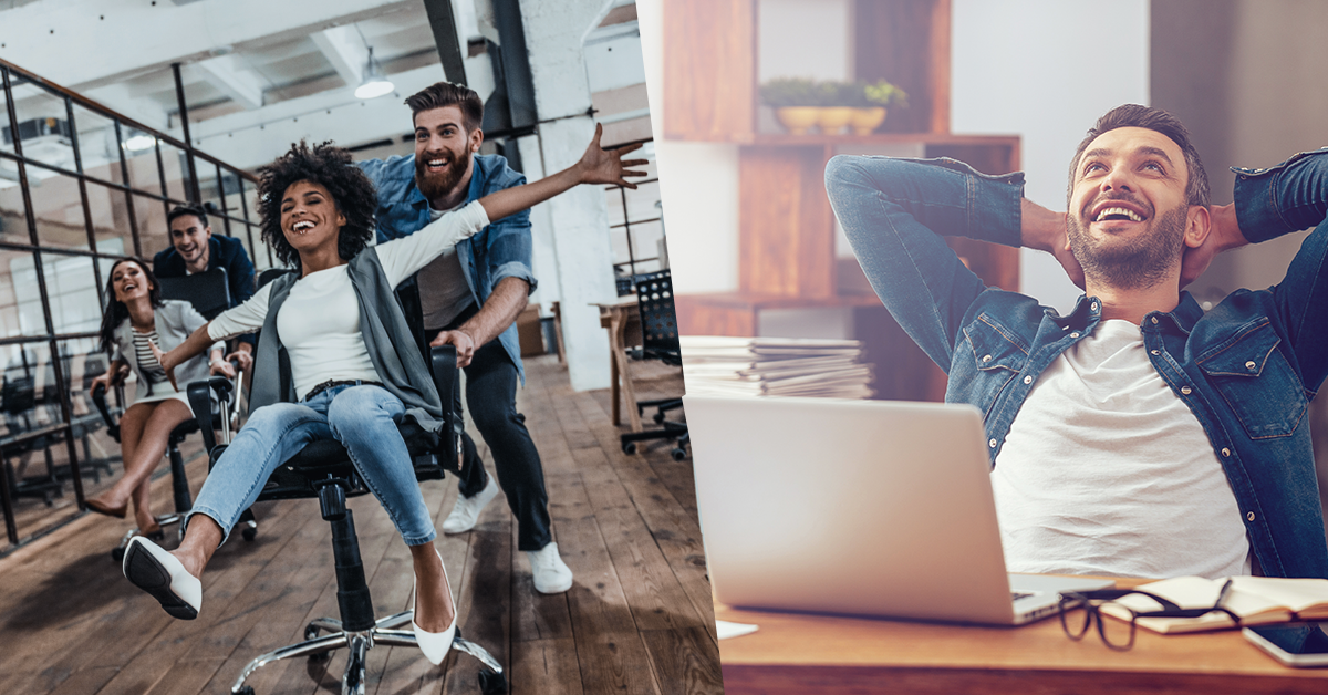 How to have an easier and more enjoyable work day